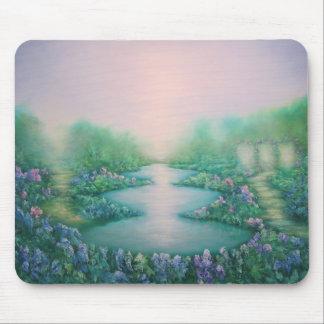 Le jardin de la paix 2011 tapis de souris