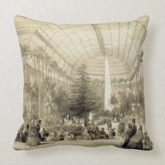 Le jardin d'hiver, édité par Auguste Bry (litho Coussin