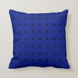 coussins bleu et jaune personnalis s. Black Bedroom Furniture Sets. Home Design Ideas