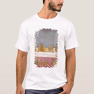 Le jeune empereur de Mughal Muhammad Shah à un T-shirt