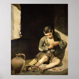 Le jeune mendiant, c.1650 posters