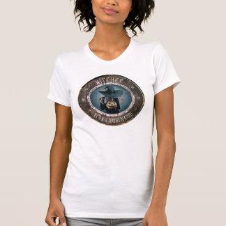 Le joint de la sorcière - T-shirt surnaturel -