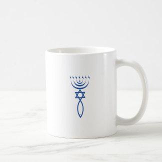 Le joint juif du Messie de Jérusalem Mug