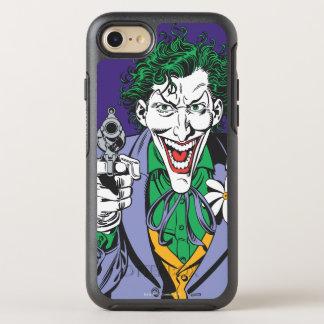 Le joker dirige l'arme à feu coque otterbox symmetry pour iPhone 7