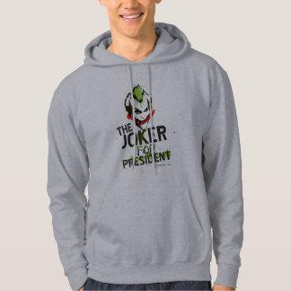 Le joker pour le président veste à capuche