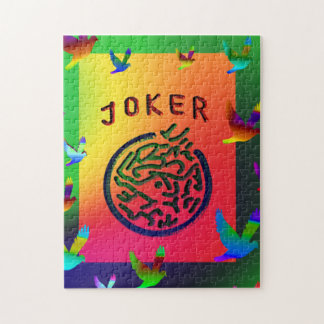 Le joker rêve le puzzle