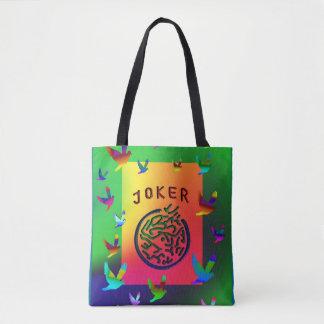 Le joker rêve le sac fourre-tout