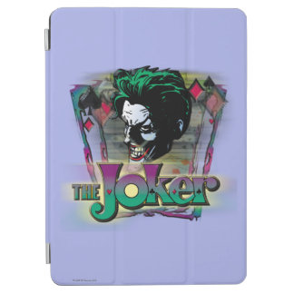 Le joker - visage et logo protection iPad air