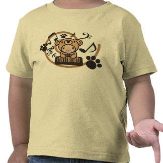 Le jouet bourré de l'ours t-shirts