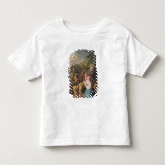 Le joueur de balalaïka, 1764 t-shirt pour les tous petits