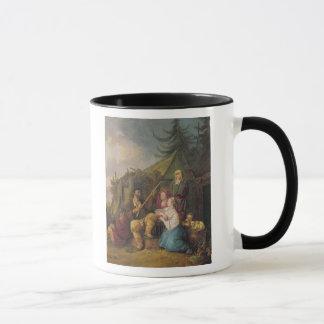 Le joueur de balalaïka, 1764 tasses