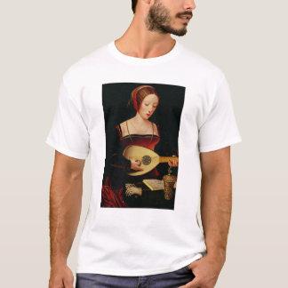 Le joueur de luth t-shirt