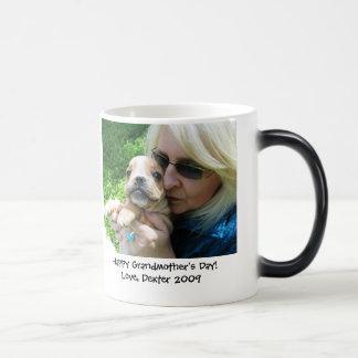 Le jour de la grand-mère heureuse ! mugs