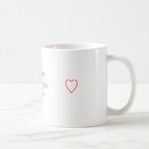 Le jour de la maman heureuse ! , tasse