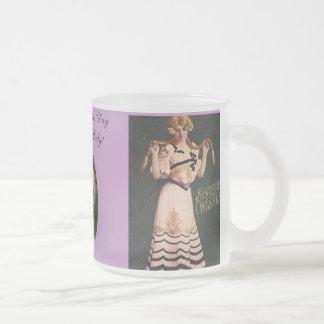 Le jour de mère heureux ma Madame vintage ! Mug À Café