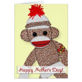 """""""Le jour de mère heureux !"""" Note de carte de"""