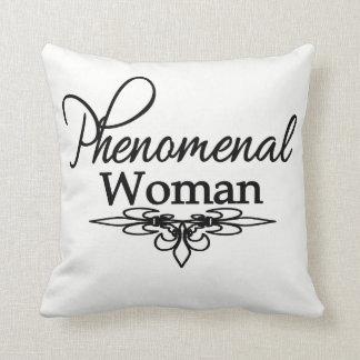 Le jour de mère phénoménal de femme/toute chemise oreiller