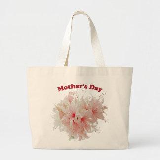 Le jour de mère sacs en toile