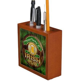 Le jour de Pub de St Patrick irlandais nommé