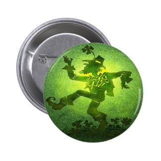 Le jour de St Patrick Badge