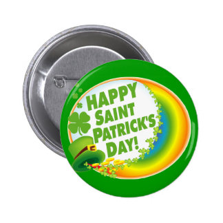 Le jour de St Patrick heureux ! Pin's