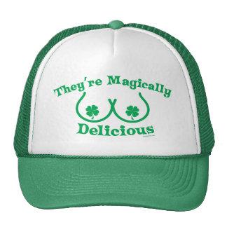 Le jour | de St Patrick ils sont comme par magie Casquette De Camionneur