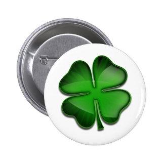 Le jour de St Patrick zim Badge