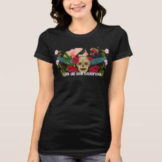Le jour des morts a personnalisé le T-shirt adapté