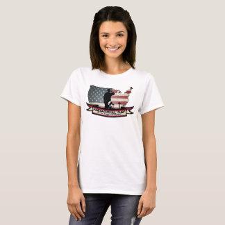 Le Jour du Souvenir unique honore le T-shirt