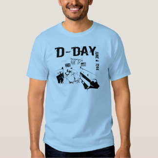 LE JOUR J 6ème Juni 1944 T-shirts