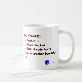 Le jour splendide d'EMT Mug