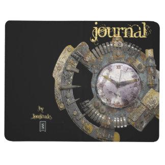 Le journal de l'archéologue de Steampunk