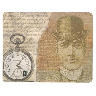 Le journal de l'inventeur de Steampunk