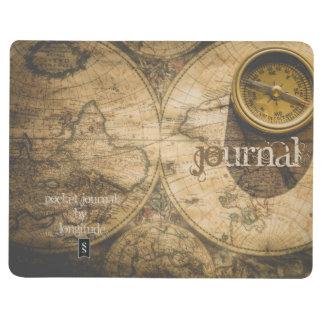 Le journal du navigateur de Steampunk