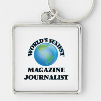 Le journaliste de la magazine le plus sexy du porte-clés