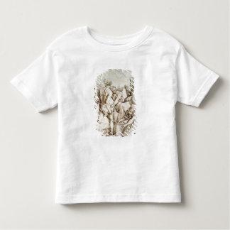 Le jugement de Solomon (stylo et encre) T-shirt Pour Les Tous Petits
