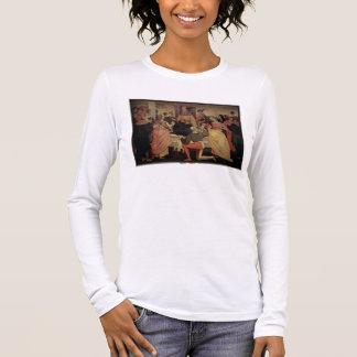 Le jugement de Solomon T-shirt À Manches Longues