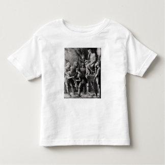 Le jugement de Solomon T-shirt Pour Les Tous Petits