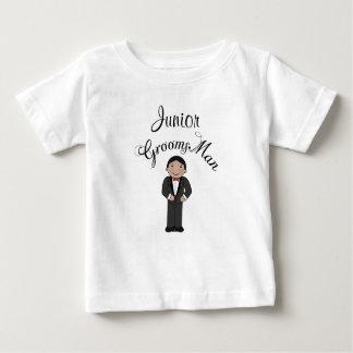 Le junior toilette le cadeau de noce d'homme t-shirt pour bébé