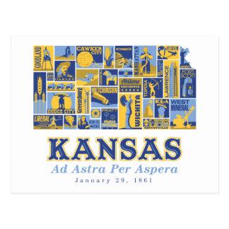 Le Kansas - annonce Astra par Aspera - carte