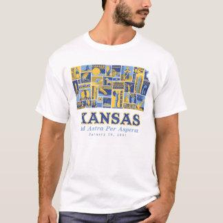 Le Kansas - annonce Astra par Aspera - T-shirt