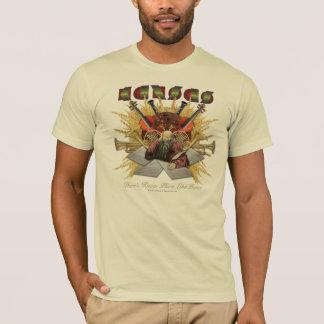 Le KANSAS - il y a connaissent l'endroit comme la T-shirt