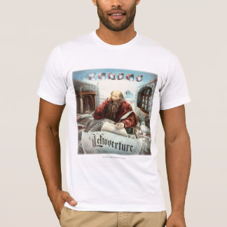 Le KANSAS - Leftoverture (1976) T-shirt