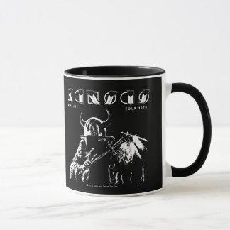 Le KANSAS - Monolith (1979) Mugs
