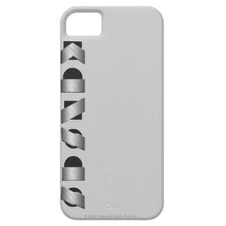 Le KANSAS (noir et blanc) Étuis iPhone 5