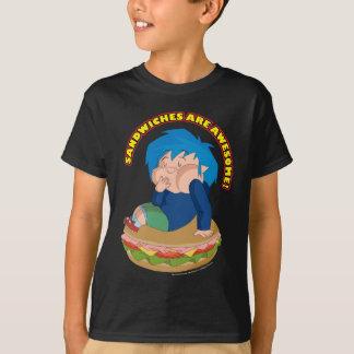 Le Kappa Mikey™ serre le T-shirt