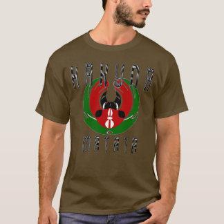 Le Kenya foncé de base Hakuna Matata des hommes T-shirt