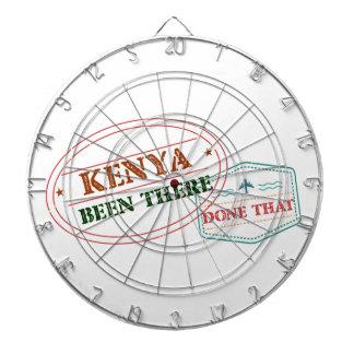 Le Kenya là fait cela Jeu De Fléchettes