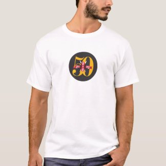 Le Kenya tourne le T-shirt 50