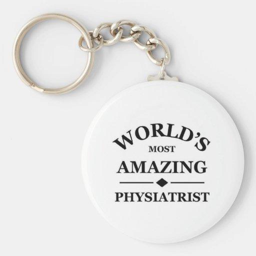 Le kinésithérapeute le plus extraordinaire du mond porte-clefs